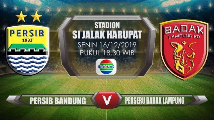 Perseru Badak Lampung FC Ingin Buyarkan Mimpi Persib Bandung Finish di Lima Besar