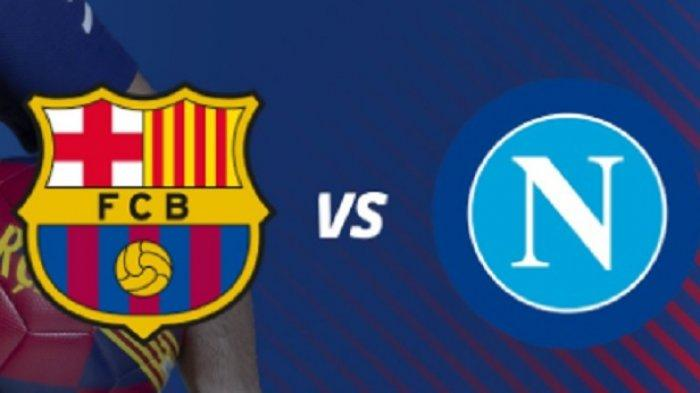 Update Liga Champions Barcelona Vs Napoli 2-0, Messi Lewati 4 Pemain Sebelum Bobol Gawang Napoli
