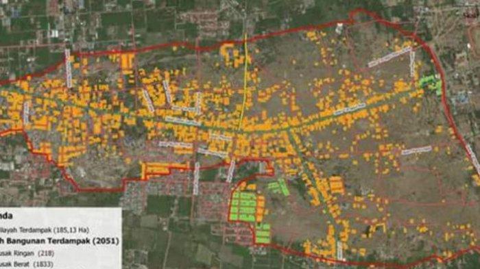 Open Street Map Sebut Likuefaksi di Palu Seluas Hampir 200 Hektar