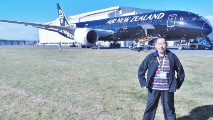 Lilik Abdul Hamid, WNI yang Tewas dalam Teror Penembakan di Masjid Selandia Baru, Alumni Curug