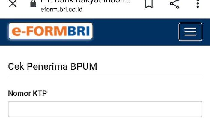 Kriteria yang Wajib Diikuti Bila Ingin Dapat BLT UMKM Rp 1,2 Juta, Jangan Sampai Terlewat Dokumennya