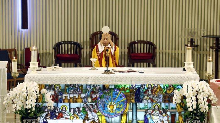 Link Live Streaming Misa Online di TVRI dan Kanal YouTube Gereja Katolik Katedral, GPIB dan HKBP