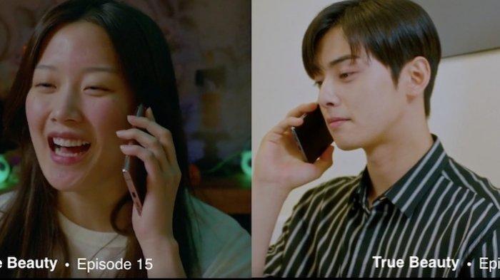 Link Drama Korea True Beauty Episode 15, Su Ho Malah Mengajak Ju Kyung Putus Hubungan