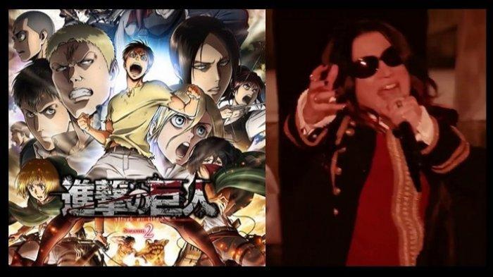 Lagu Jepang Shinzou wo Sasageyo dari Linked Horizon di Film Attack On Titan Season 2, Ini Liriknya