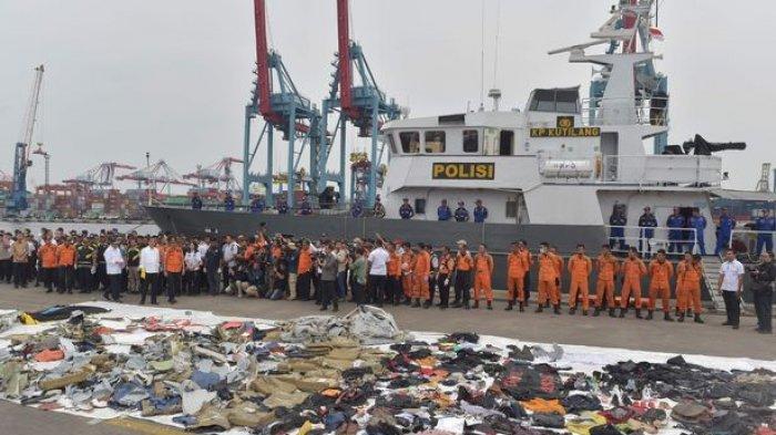 KNKT Klarifikasi Soal Kelaikan Pesawat Lion Air JT 610 yang Jatuh di Perairan Karawang