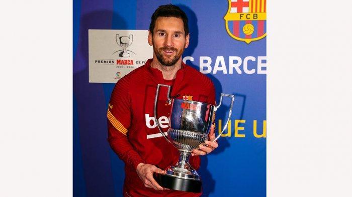 Kontrak Habis di Akhir Juni, PSG dan Manchester City Bisa Berebut Rekrut Lionel Messi