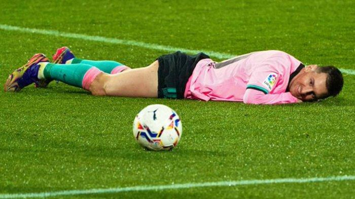 Ronald Koeman Pelatih Barcelona Bilang Lionel Messi Sudah Bahagia Lagi Di Barca