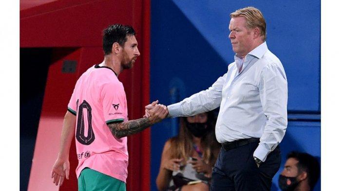 Geger Nilai Kontrak Lionel Messi Rp 9,4 Triliun Bocor, Barcelona Takkan Sanggup Perpanjang Kontrak?