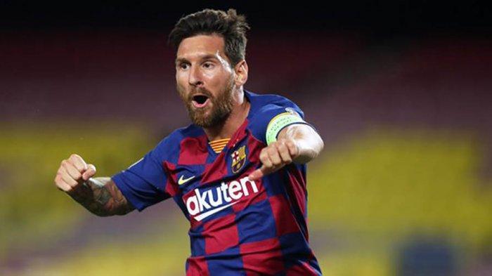 LIONEL Messi Trending Twitter setelah Barcelona Ditangani Ronald Koeman, Hajar Villarreal 4-0