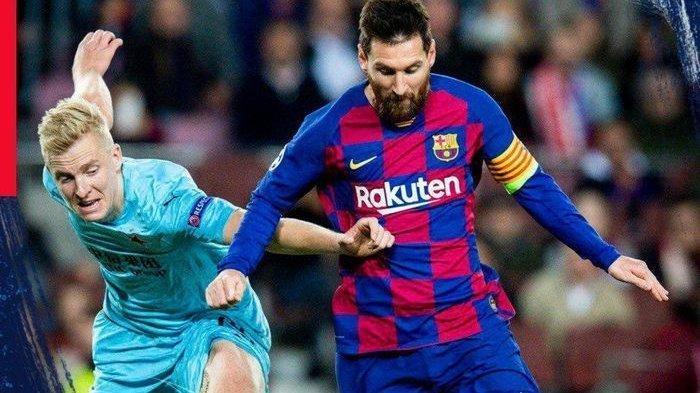 Sedang Berlangsung Live Streaming Bein Sports 1 Barcelona vs Celta Vigo, Ini Susunan Pemainnya