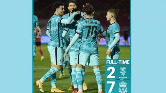 JADWAL Liga Inggris Pekan Ketiga Live Streaming di Mola TV dan Net TV, Liverpool vs Arsenal Penutup