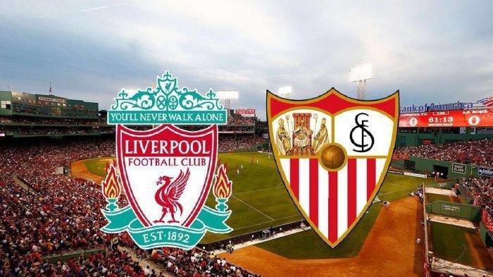 Link Live Streaming Liverpool Vs Sevilla di Laga Pramusim 2019, Main Senin Ini Pukul 05.00 WIB