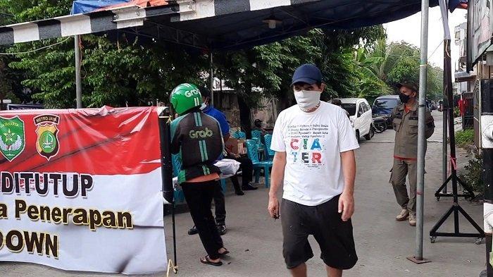 Warga Positif Covid-19 di RT 02 RW 25 Pejuang Kota Bekasi Menjadi 47 Orang