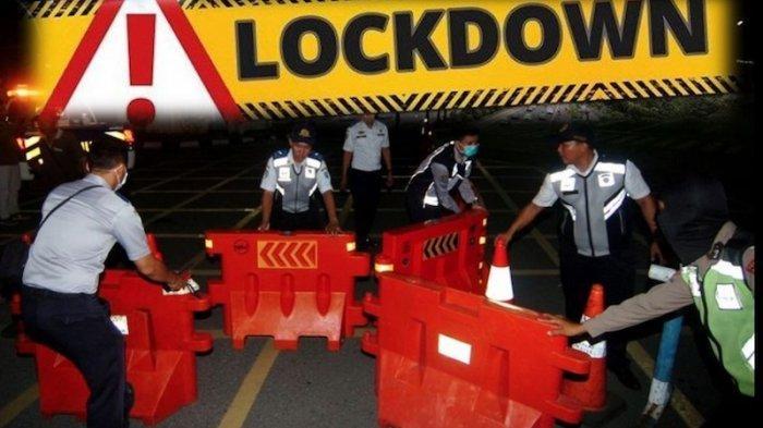 Mulai 30 Maret, Bebebapa Kota di Indonesia Lakukan Lockdown Wilayah Begini Kondisinya