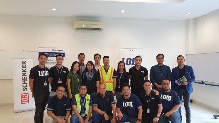 LODI Network Gandeng DB Schenker Indonesia Sediakan Layanan Gudang Khusus E-Commerce.