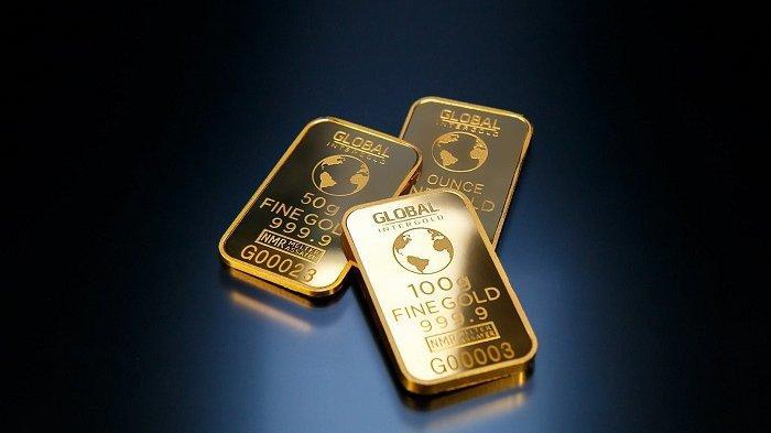 Harga Emas Antam Selasa (12/1) Naik 5.000 Menjadi Rp 957.000 Per Gram