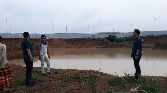 Tragis! Bocah SD Tewas Mengenaskan di Galian Tol Tangerang