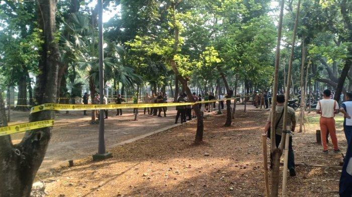 FOTO-foto Ledakan di Monas dengan 2 Anggota TNI Jadi Korban