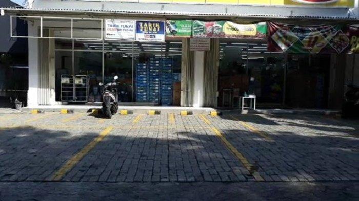 Maling Motor Todongkan Senjata Api ke Warga di Depan Minimarket di Cipayung Jakarta Timur