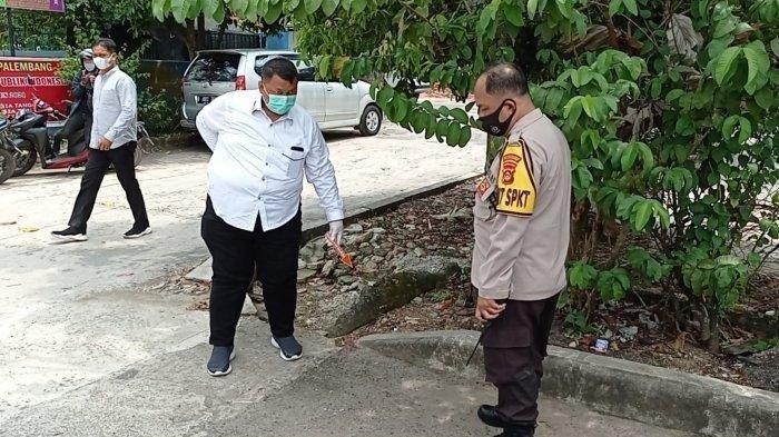 Aparat Polsek Ilir Barat I Sudah Kantongi Identitas Pelaku Pembacokan Seorang Kakek di Palembang