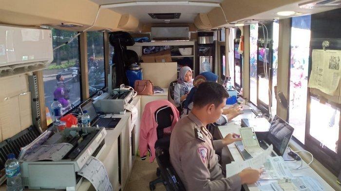 Jadwal SIM dan Samsat Keliling di Kota Tangerang Jumat 10 September dan Biayanya