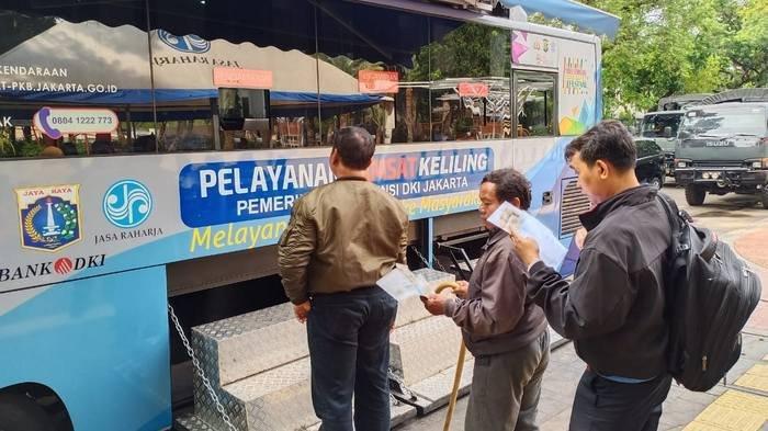 JADWAL SIM Keliling dan Samsat Keliling Senin 19 April 2021: Jabodetabek dan Beberapa Kota Indonesia