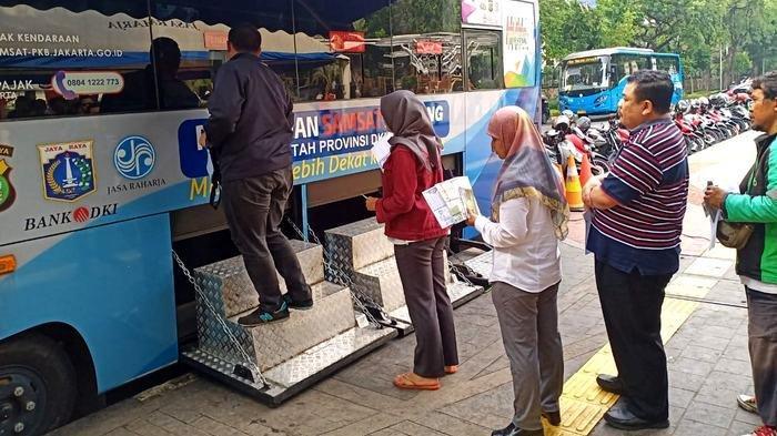 Lokasi SIM Keliling di Jakarta dan Lokasi Gerai Samsat di Jadetabek Senin 9 Maret 2020
