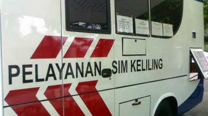 Lokasi SIM Keliling di Jakarta dan Lokasi Gerai Samsat di Jadetabek Selasa 3 Desember 2019