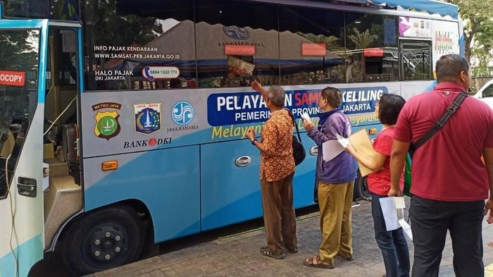 Lokasi SIM Keliling di Jakarta dan Lokasi Gerai Samsat di Jadetabek Senin 28 Oktober 2019
