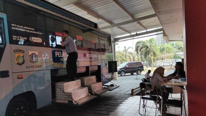 Lokasi SIM Keliling di Jakarta dan Lokasi Gerai Samsat di Jadetabek Kamis 3 Oktober 2019