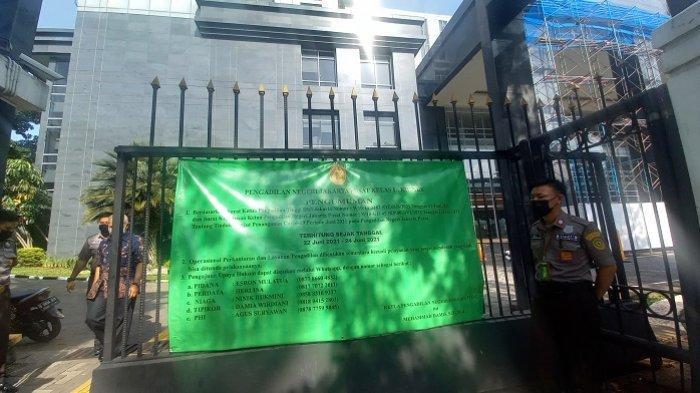27 Pengawainya Positif Covid-19, Pengadilan Negeri Jakarta Pusat Lakukan Lockdown 3 Hari
