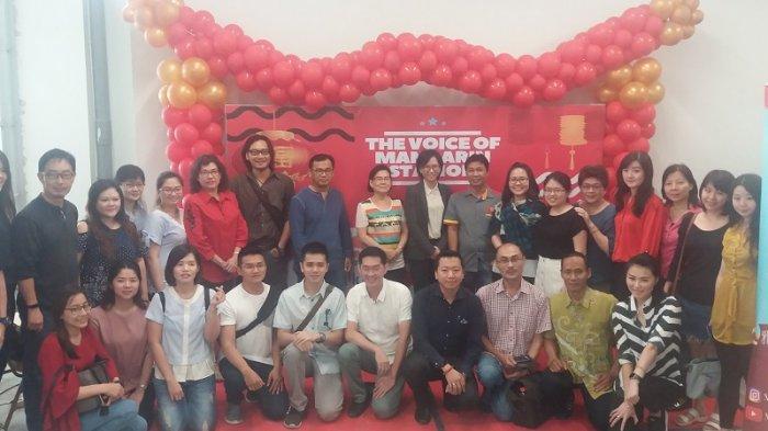 Vakum tiga tahun, Radio Cakrawala Kembali Gelar Lomba Nyanyi Bahasa Mandarin