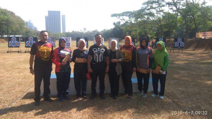 Dankormar Ikuti Exhibition Executive Lomba Panah Danpasmar Cup