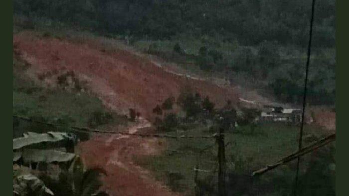 BREAKING NEWS: Longsor Cisolok Sukabumi, 41 Orang Masih Hilang