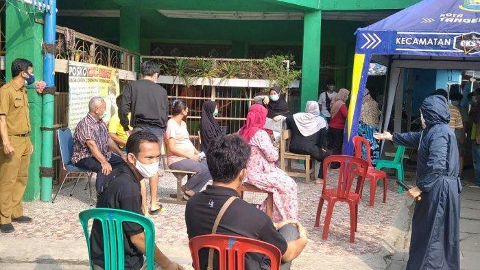 KISAH 80 Orang dalam Satu RW di Tangerang Berbarengan Posifitif Covid-19 Setelah Mudik Lebaran