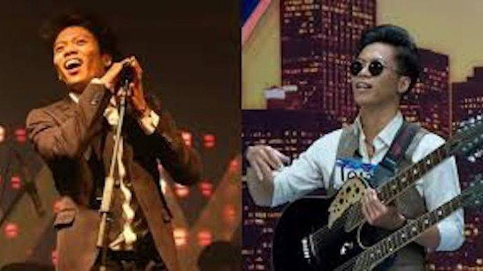 Lorenzo Valentino mundul dari Indonesia Idol