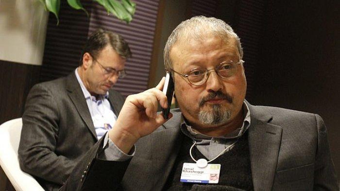 Update Kasus Jamal Khashoggi Terungkap Kata Terakhir Korban Berucap Aku Tercekik