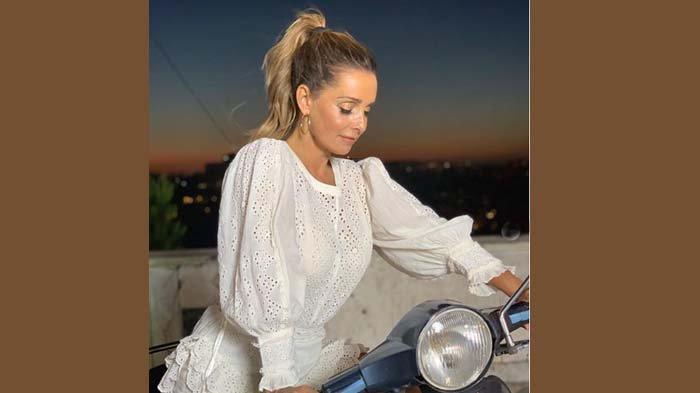 Mantan Istri Jamie Redknapp Menerobos Lampu Merah Karena Trauma Akibat Bercerai