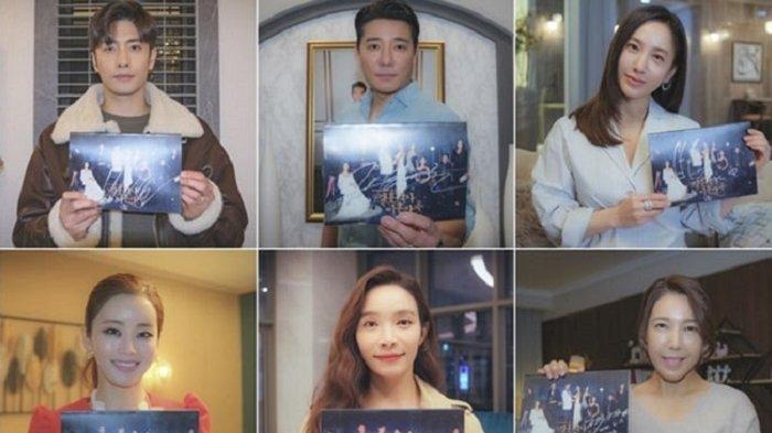 Para pemeran drama Korea Love (Ft. Married and Divorce). Drama ini bakal tampil dalam musim kedua penayangannya pada pertengahan tahun 2021.