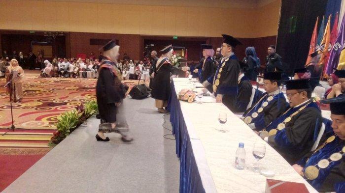 1.487 Lulusan Politeknik LP3I Jakarta Siap Kerja Dukung Program Pemerintah