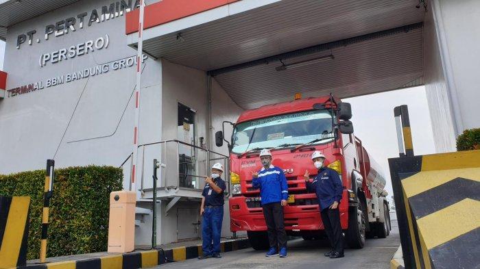 PT Pertamina (Persero) melalui Pemasaran Regional Jawa Bagian Barat menambah pasokan LPG subsidi 3 kilogram (Kg) secara bertahap di wilayah Bandung Raya dan Priangan Timur Timur untuk mencukupi kebutuhan masyarakat selama Bulan Suci Ramadhan tahun ini.