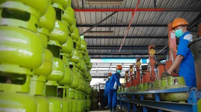 Tambah Pasokan di Bandung Raya, Pertamina Pastikan Stok LPG 3 Kg Aman Selama Ramadan