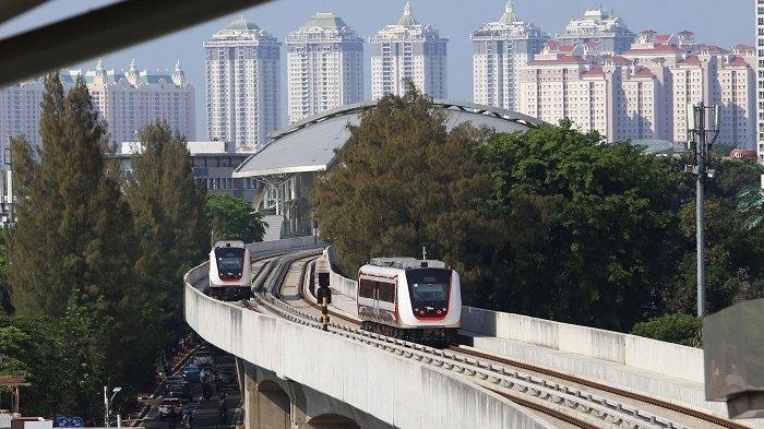 LRT Akan Beroperasi Hingga Dini Hari Saat Malam Pergantian Tahun 2019/2020, Ini Penjelasannya