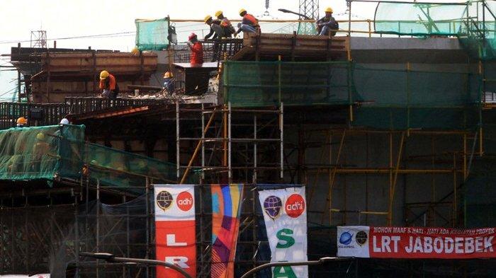 Pembangunan LRT Dikebut agar segera Mengurangi Kemacetan
