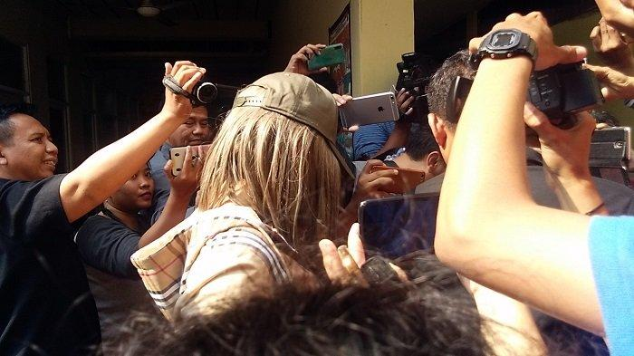 Lucinta Luna Biasanya Uring-Uringan Dipanggil Mas Fatah, di Depan Polisi Begini Reaksinya