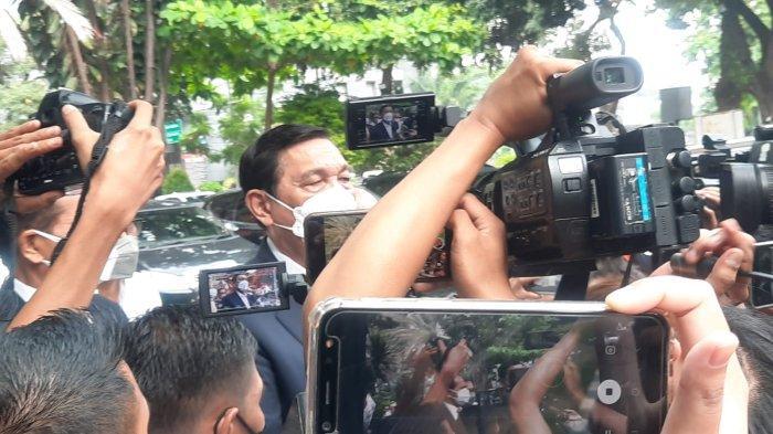 Polisikan Haris Azhar dan Fatia, Luhut Siap Buka-bukaan di Pengadilan