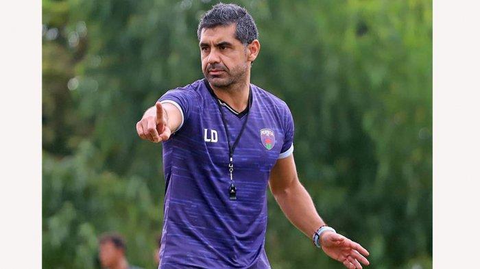 Pelatih Persita Tangerang U-20 Luis Edmundo Sudah Tidak Sabar Menunggu Pembangunan Akademi Persita