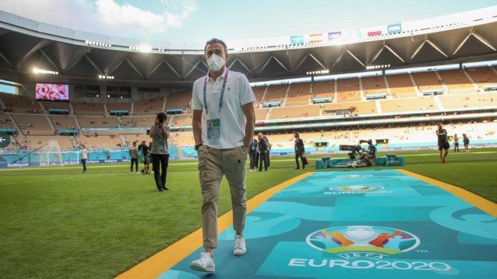 Starting XI dan Live Streaming Spanyol vs Polandia, Enrique Turunkan Skuad Serupa Saat Lawan Swedia