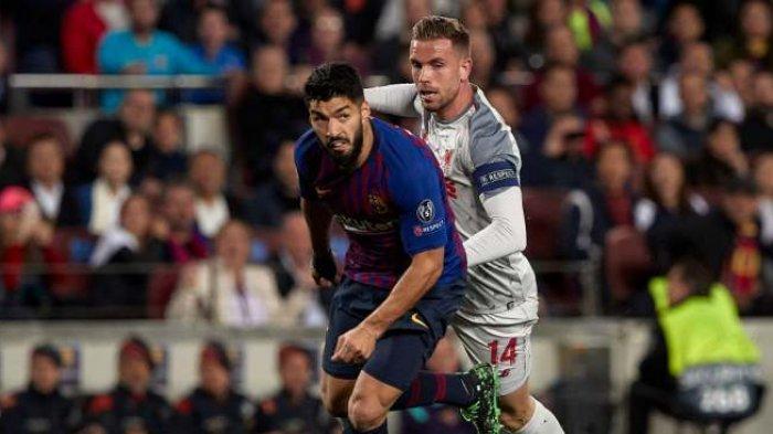 Luis Suarez Kagumi Kapten Liverpool Jordan Henderson dan Menyebutnya Layak Memenangi Banyak Trofi