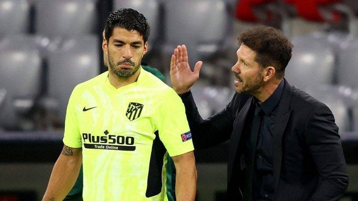 Kedatangan Luis Suarez ke Atletico Madrid menambah daya gedor tim besutan Diego Simeone